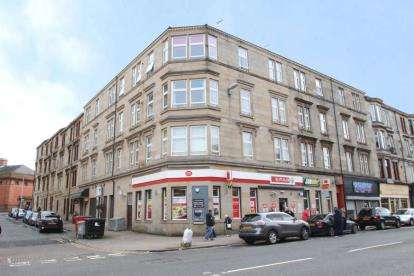 2 Bedrooms Flat for sale in Clarendon Street, St Georges Cross, Glasgow