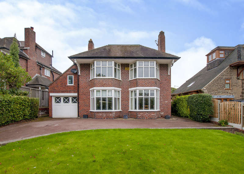 4 Bedrooms Detached House for sale in 616 Fulwood Road, Fulwood, S10 3QJ