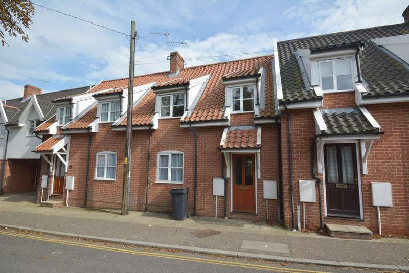 3 Bedrooms Terraced House for sale in Mendham Lane, Harleston