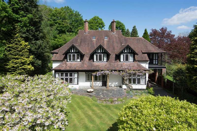 6 Bedrooms Detached House for sale in Valley Road, Leigh Woods, Bristol