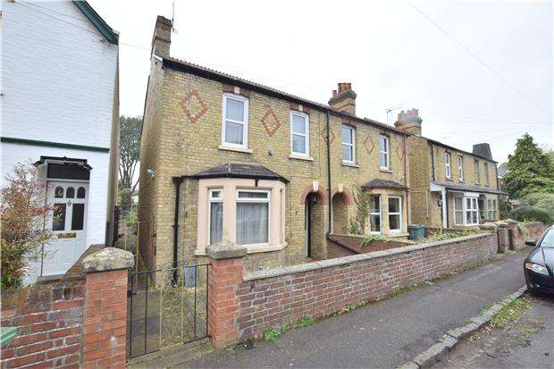 2 Bedrooms Semi Detached House for sale in Elmthorpe Road, Wolvercote, Oxford, OX2 8PA