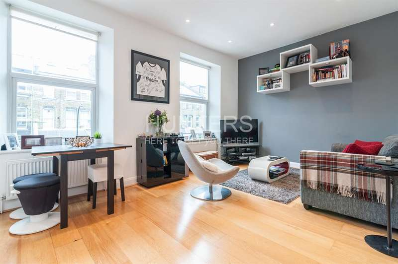 2 Bedrooms Apartment Flat for sale in Maygrove Road, London, NW6 2EB