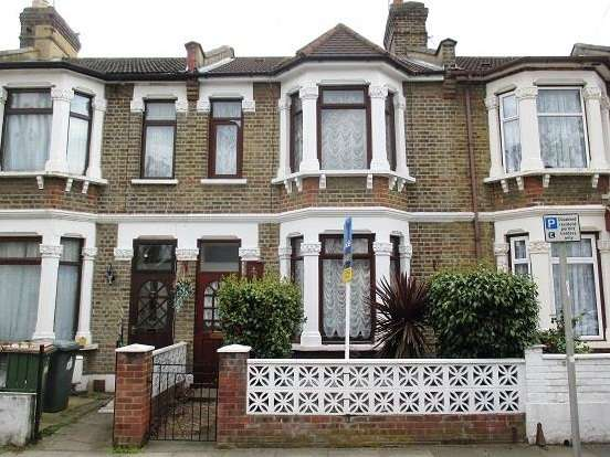 3 Bedrooms Terraced House for sale in Byron Avenue, Manor Park