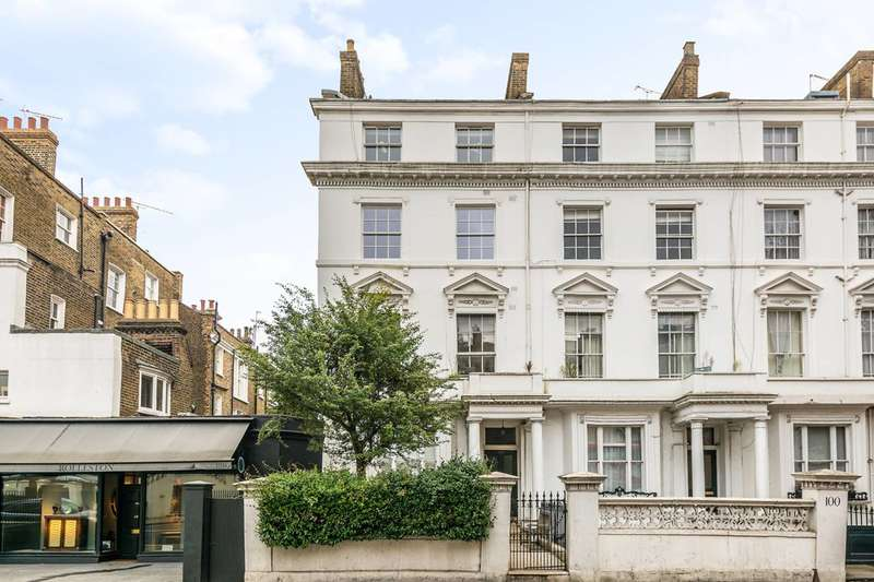 2 Bedrooms Flat for sale in Kensington Church Street, Kensington, W8
