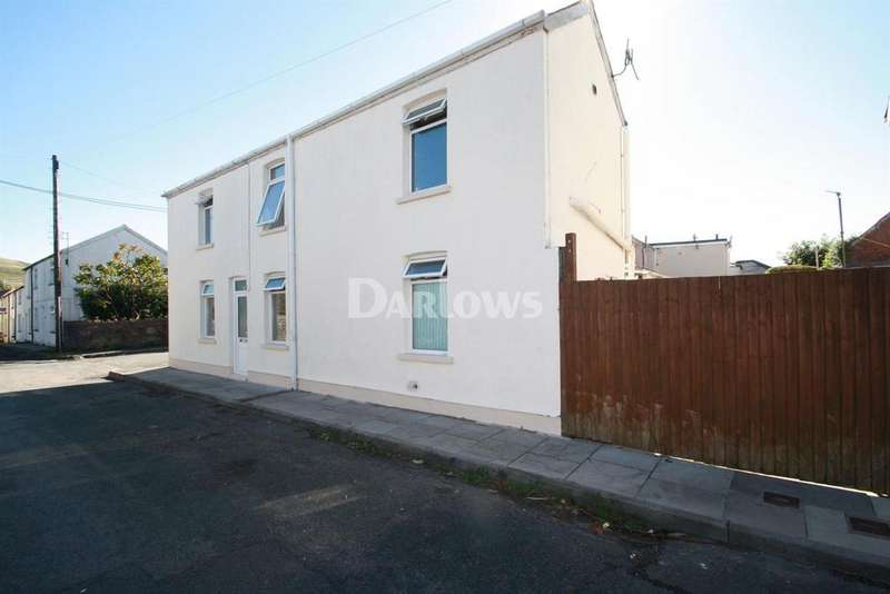 3 Bedrooms End Of Terrace House for sale in Clarence Street, Brynmawr, Blaenau Gwent