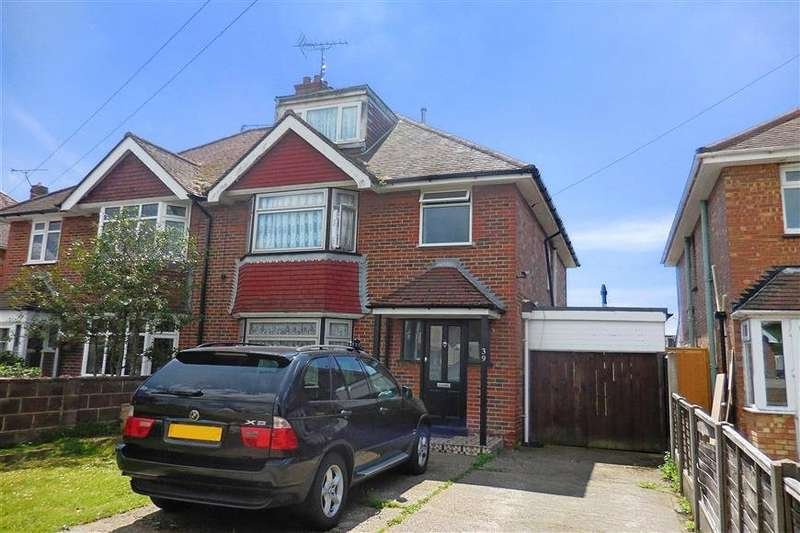 5 Bedrooms Semi Detached House for sale in Salvington Road, Salvington, Worthing, BN13