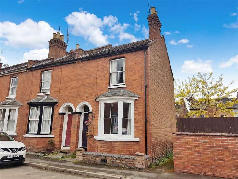 2 Bedrooms Terraced House for sale in Leam Street, Leamington Spa, CV31