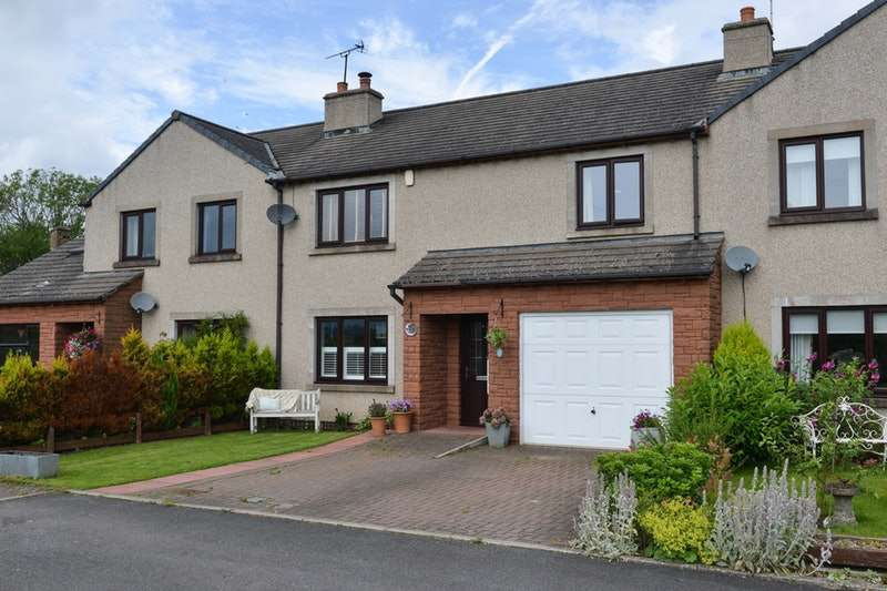 3 Bedrooms Terraced House for sale in Cliburn, Penrith, Cumbria, CA10