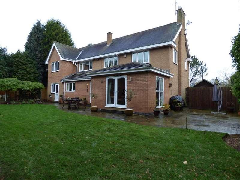 4 Bedrooms Detached House for sale in Wolfreton Garth, Kirk Ella