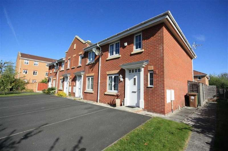 3 Bedrooms End Of Terrace House for sale in The Feathers, Eccleston, St Helens, WA10