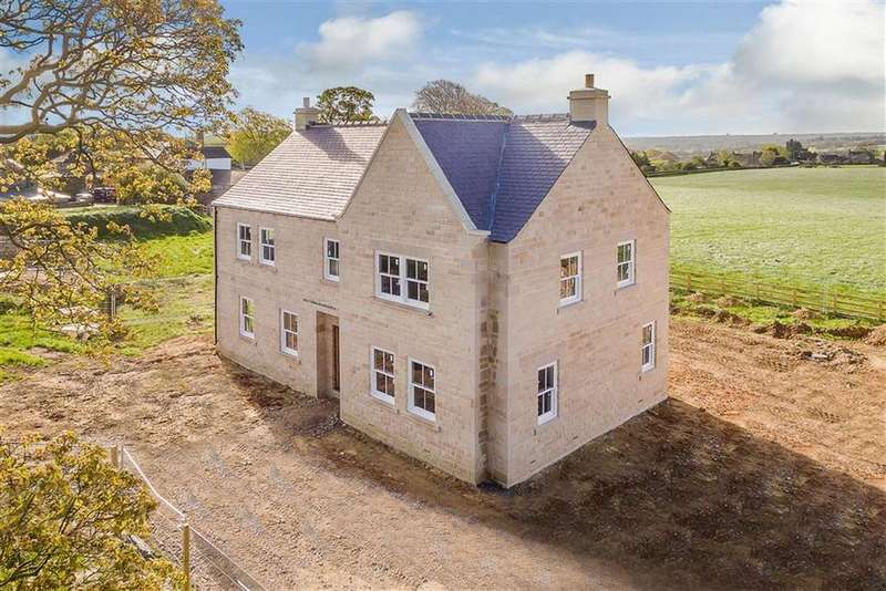 4 Bedrooms Detached House for sale in West Grove, Bishop Thornton, North Yorkshire