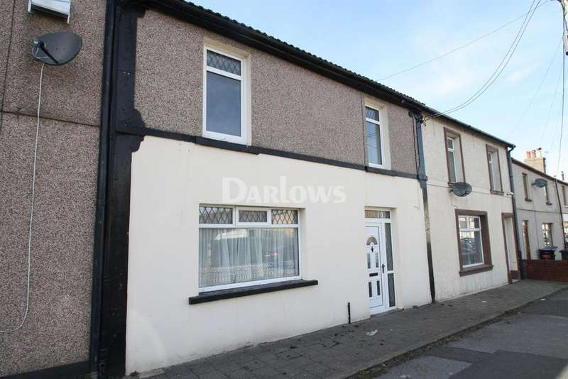 3 Bedrooms Terraced House for sale in Church Street, Tredegar, Gwent