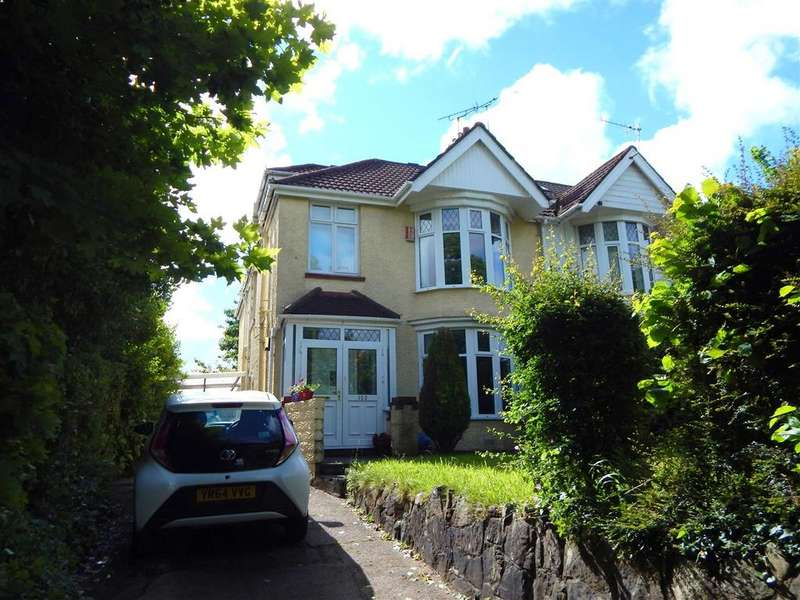 4 Bedrooms Semi Detached House for sale in Mayals Road, Mayals