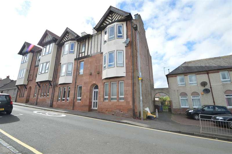 2 Bedrooms Apartment Flat for sale in High Patrick Street, Hamilton