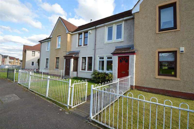 2 Bedrooms Terraced House for sale in Burnside Crescent, Blantyre