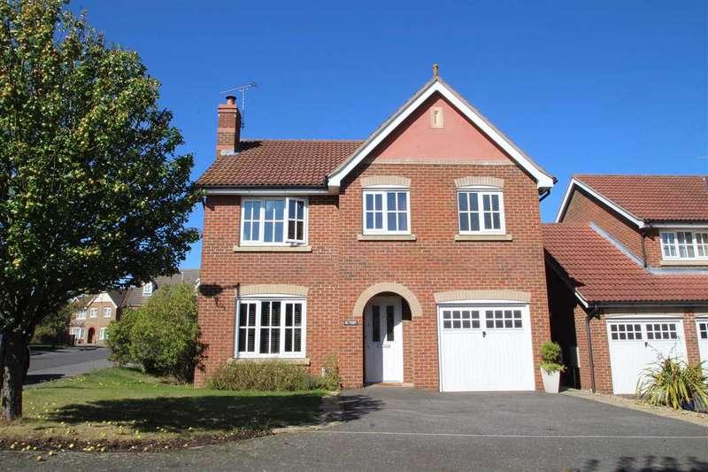 4 Bedrooms Detached House for sale in Jeavons Lane, Kesgrave