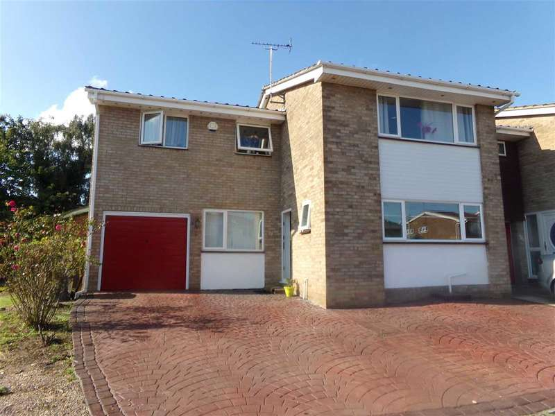 4 Bedrooms Semi Detached House for sale in Wallasea Gardens, Chelmsford, Chelmsford