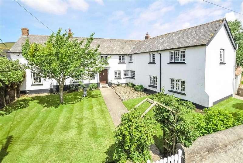 5 Bedrooms Detached House for sale in Saunton, West Saunton, Braunton, Devon, EX33