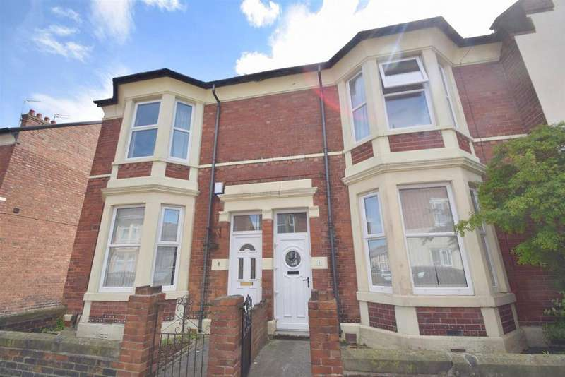 1 Bedroom Apartment Flat for sale in Belford Terrace, North Shields