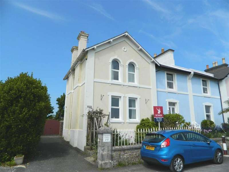 2 Bedrooms Semi Detached House for sale in Daddyhole Plain, Torquay, Devon, TQ1