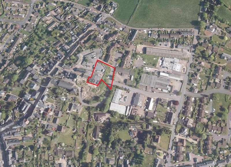 Residential Development Commercial for sale in Wiveliscombe