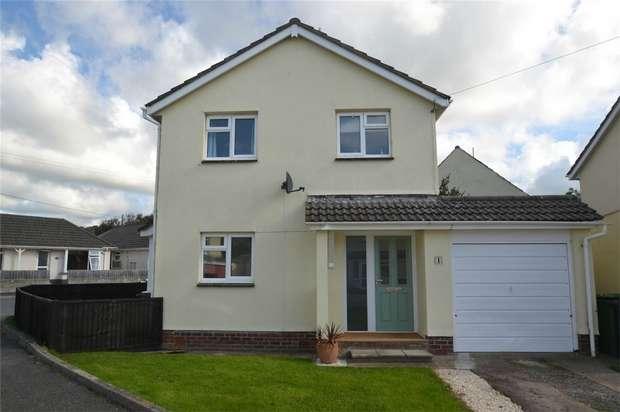 3 Bedrooms Detached House for sale in BRAUNTON, Devon