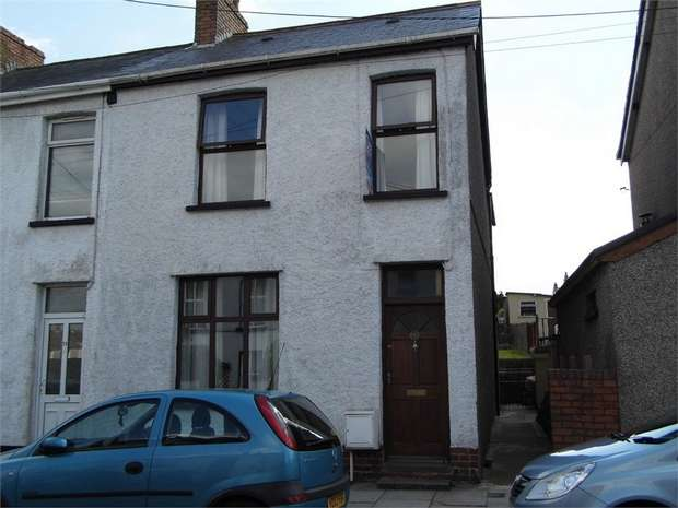 3 Bedrooms End Of Terrace House for sale in Main Road, Dyffryn Cellwen, Neath, West Glamorgan