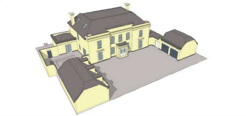 5 Bedrooms Land Commercial for sale in Compton, Winchester, Hampshire