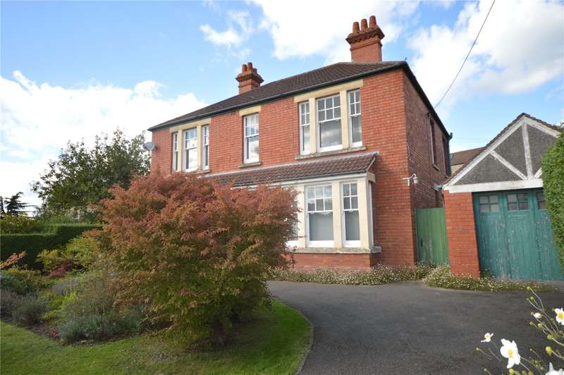 4 Bedrooms Detached House for sale in Field Road, Stroud, Gloucestershire, GL5