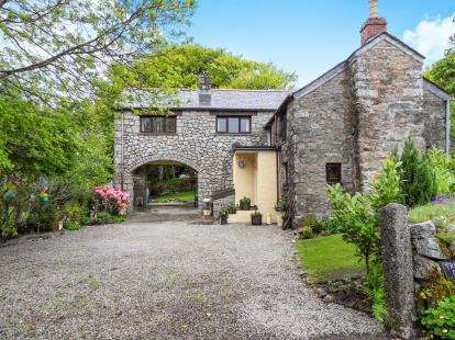 3 Bedrooms Detached House for sale in Blisland, Bodmin, Cornwall
