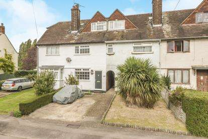 2 Bedrooms Terraced House for sale in Glebe Road, Letchworth, Hertfordshire, United Kingdom