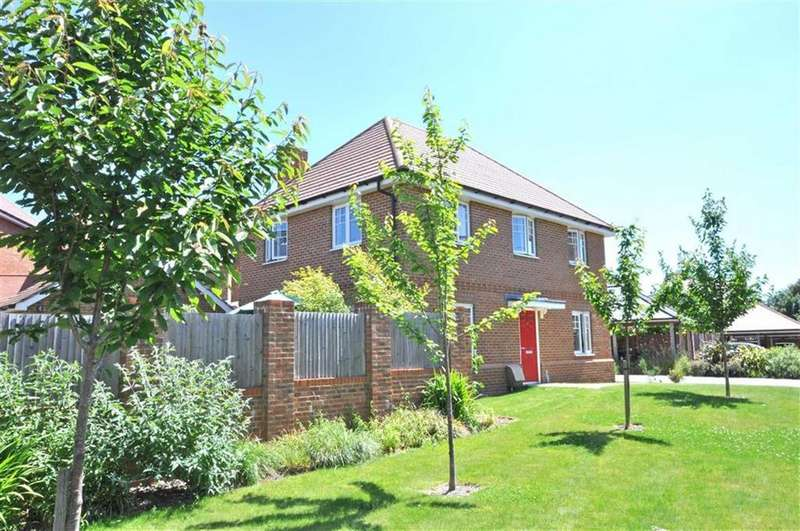4 Bedrooms Detached House for sale in Hailsham
