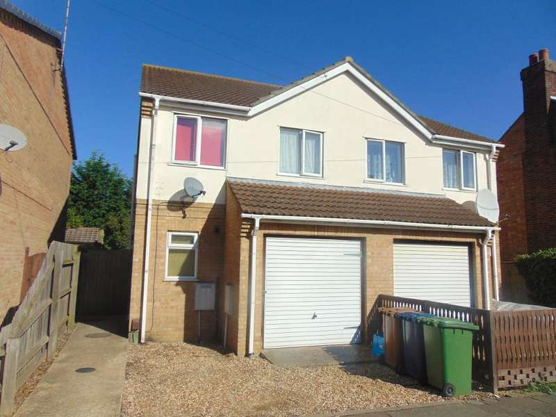 3 Bedrooms Semi Detached House for sale in Albany Road, Wisbech, Cambridgeshire, PE13 3AY
