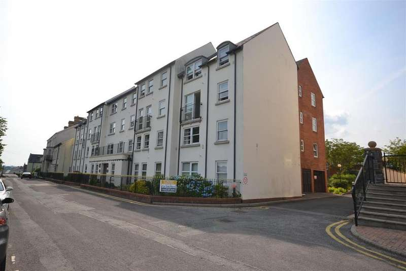 1 Bedroom Flat for sale in The Parade, Carmarthen