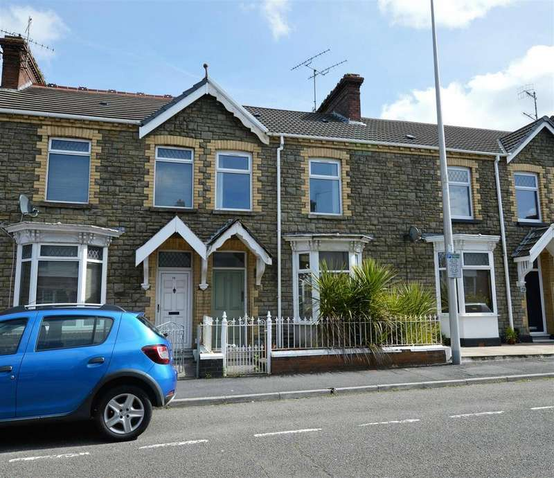 3 Bedrooms Terraced House for sale in Coleshill Terrace, Llanelli