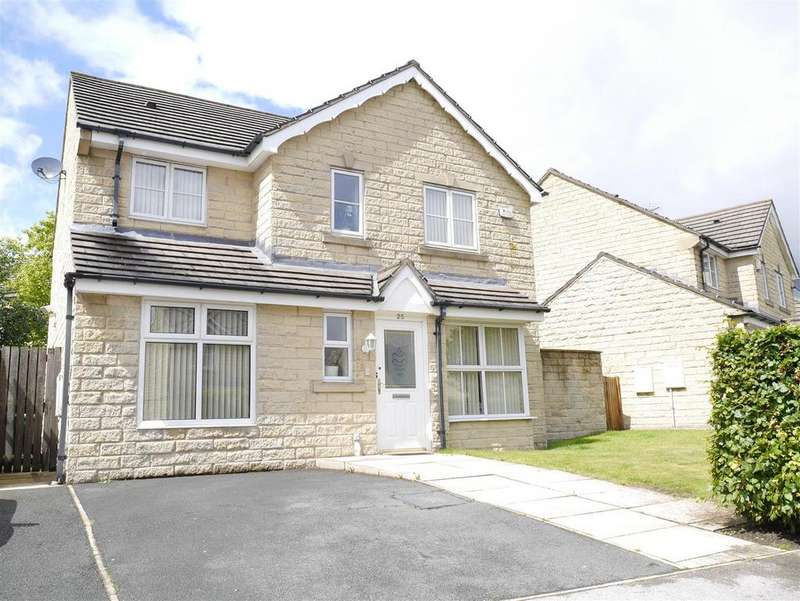 5 Bedrooms Detached House for sale in Winscar Avenue, Clayton Heights, Bradford, BD6 3WX