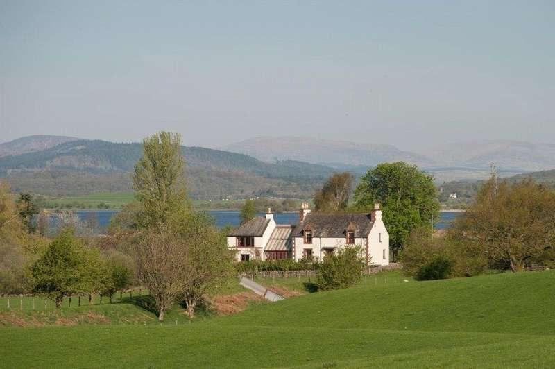 4 Bedrooms Detached House for sale in Waterside, Crossmichael, Castle Douglas, DG7