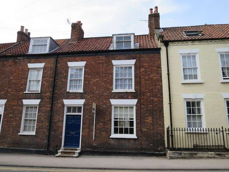 3 Bedrooms Town House for sale in 43 Old Maltongate, Malton YO17 7EH