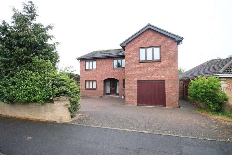 4 Bedrooms Detached House for sale in Wellbrook Close Ingleby Barwick, Stockton-On-Tees