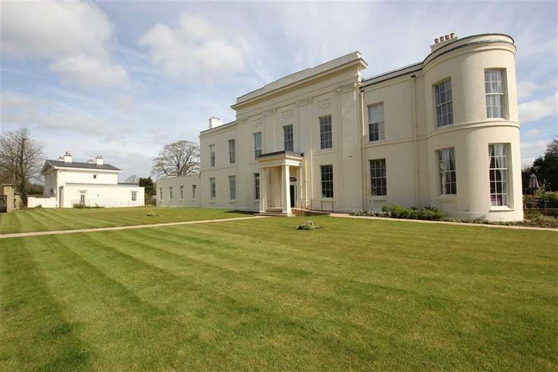3 Bedrooms Penthouse Flat for sale in Greenbank Hall, Eaton Road, Chester