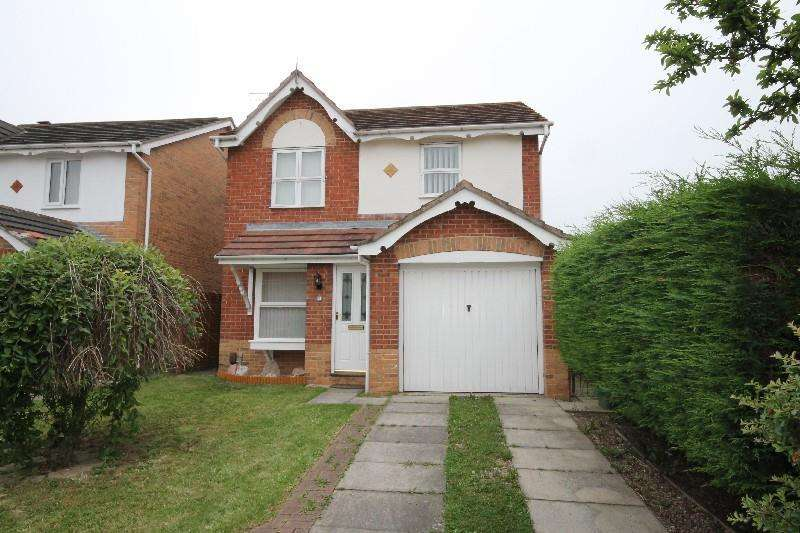 3 Bedrooms Detached House for sale in Cennon Grove Ingleby Barwick, Stockton On Tees