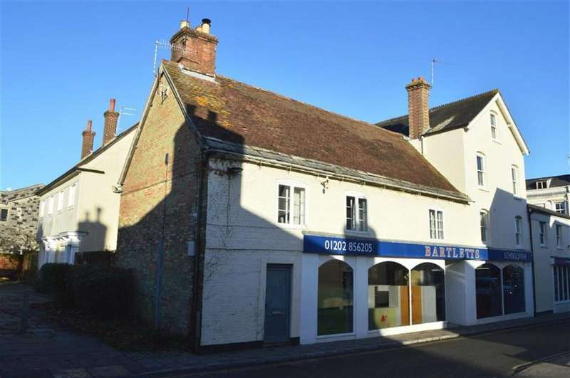 2 Bedrooms Flat for sale in King Street, Wimborne, Dorset
