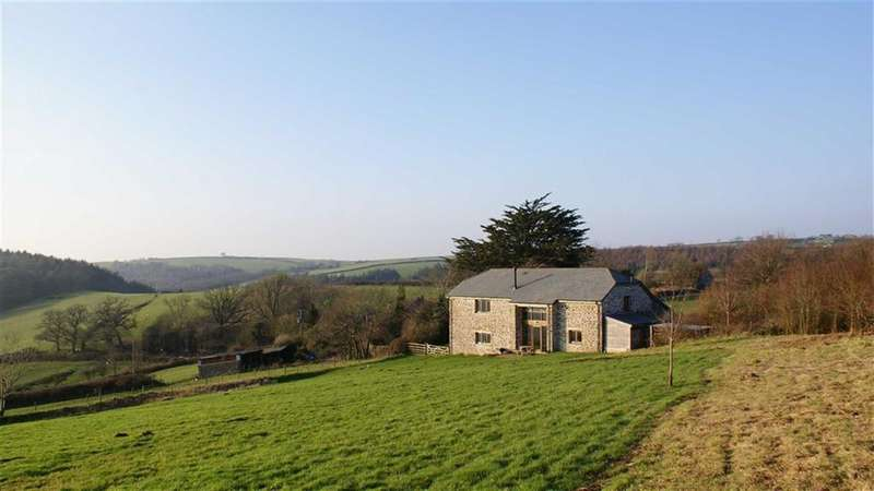 5 Bedrooms Semi Detached House for sale in Woolleigh Barton Barns, Beaford, Winkleigh, Devon, EX19