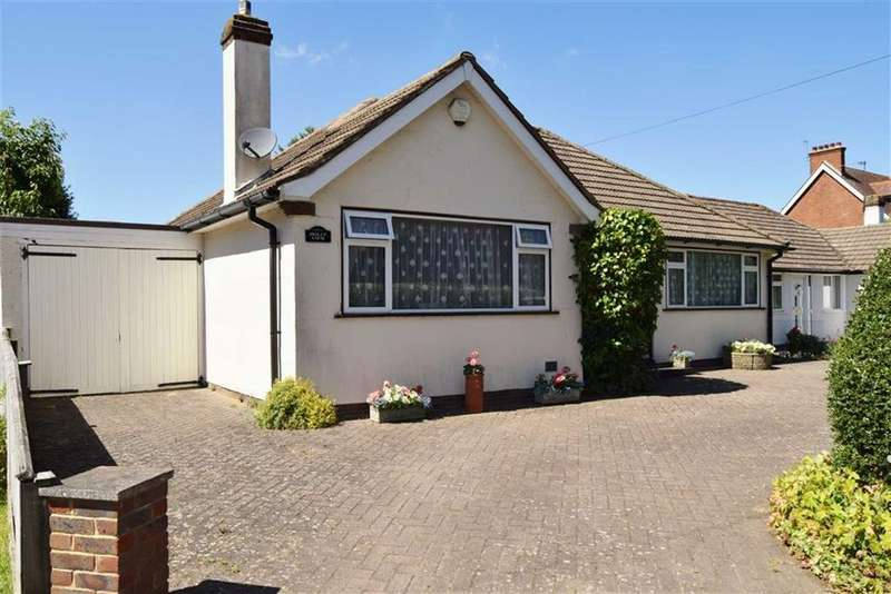 3 Bedrooms Detached Bungalow for sale in Hollyview, Church Road, BR8