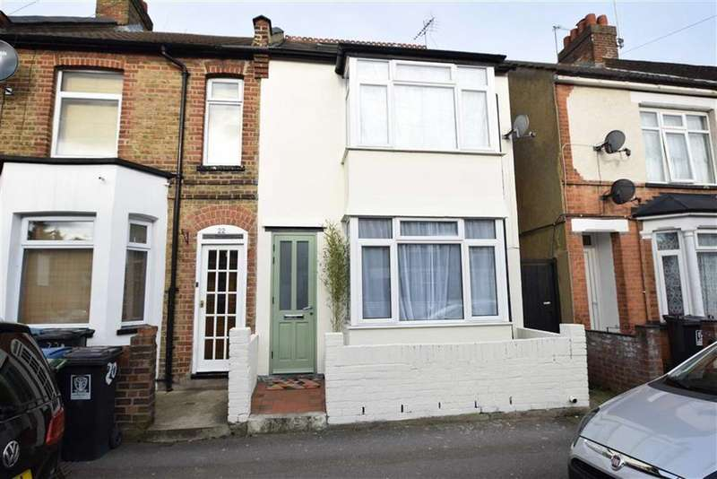 3 Bedrooms End Of Terrace House for sale in Harwoods Road, West Watford, Herts