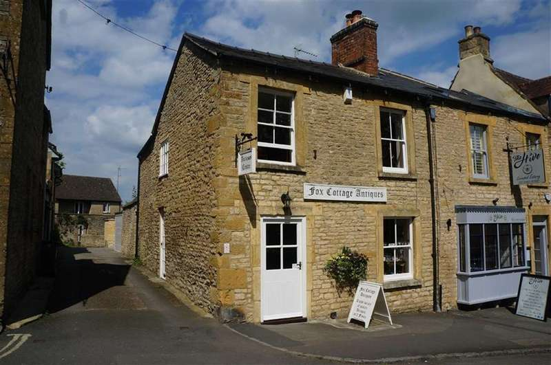 3 Bedrooms End Of Terrace House for sale in Digbeth Street, Stow-on-the-Wold, Gloucestershire