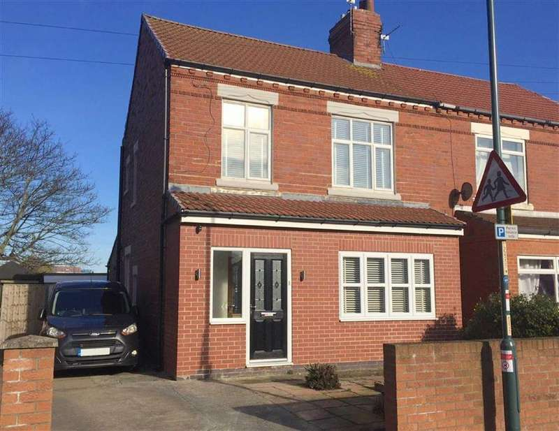 3 Bedrooms Semi Detached House for sale in Ashley Road, South Shields