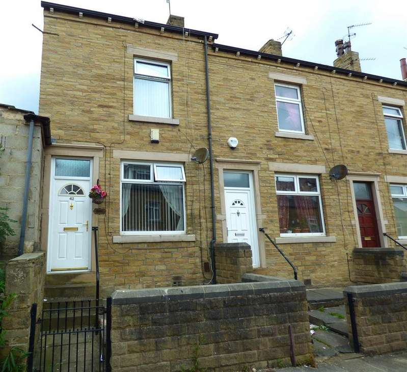 3 Bedrooms End Of Terrace House for sale in Ramsey Street, Little Horton, Bradford, BD5 7NP