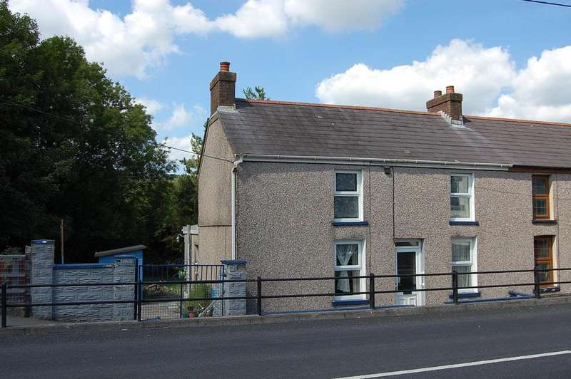2 Bedrooms Semi Detached House for sale in Cwmamman Road, Glanamman, Ammanford