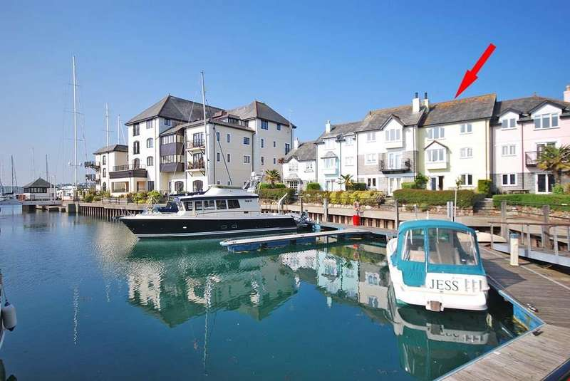 4 Bedrooms Terraced House for sale in Port Pendennis, Falmouth, South Cornwall , TR11